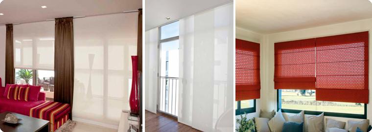 Tipos de cortina construindo minha casa clean tipos de - Diferentes tipos de cortinas ...